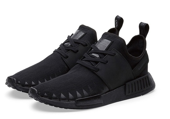 "NEIGHBORHOOD To Release ""Triple Black"" Version Of adidas NMD Collaboration"