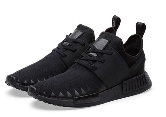 "NEIGHBORHOOD To Release ""Triple Black"" Version Of adidas NMD Collaboration"