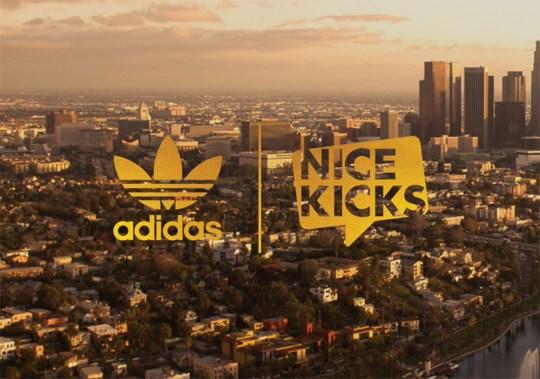 Nice Kicks Teases Upcoming Project With adidas