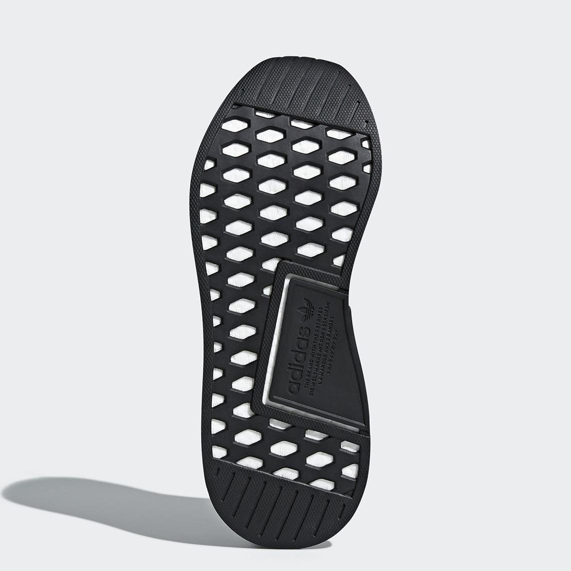 Adidas Nmd Cs2 Primeknit Trippel Svart NhkYjP