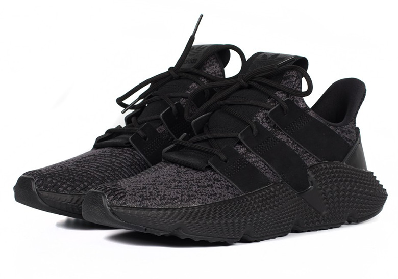 Mens Adidas Prophere Triple Black CQ2126