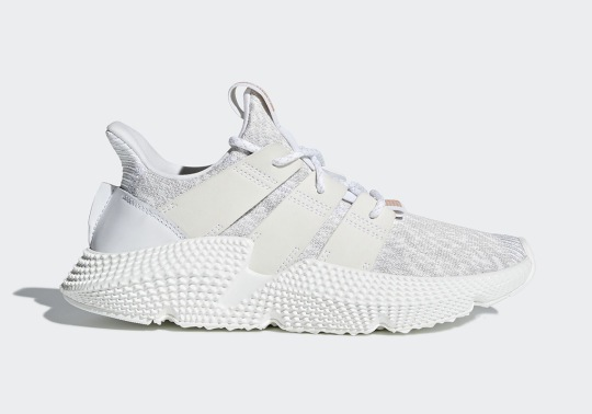 "Detailed Look At The adidas Prophere In ""Triple White"""