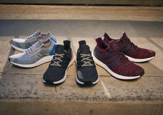 adidas Introduces New Colorways For The Ultra BOOST And The Ultra BOOST X