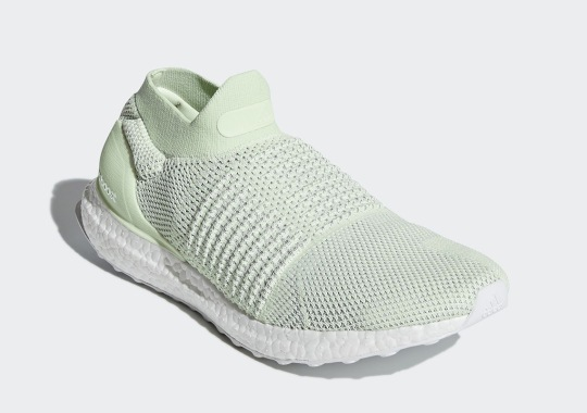 New Colorways Of The adidas Ultra BOOST Laceless Are Here