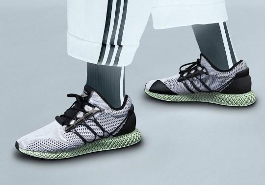 The adidas Y-3 Runner 4D Is Releasing Soon