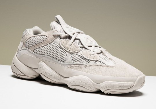 "Store List For The adidas Yeezy 500 ""Blush"""