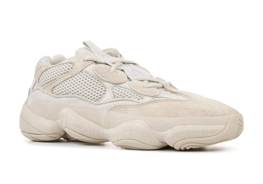 "adidas Yeezy Desert Rat 500 ""Blush"" Is Releasing Soon Worldwide"
