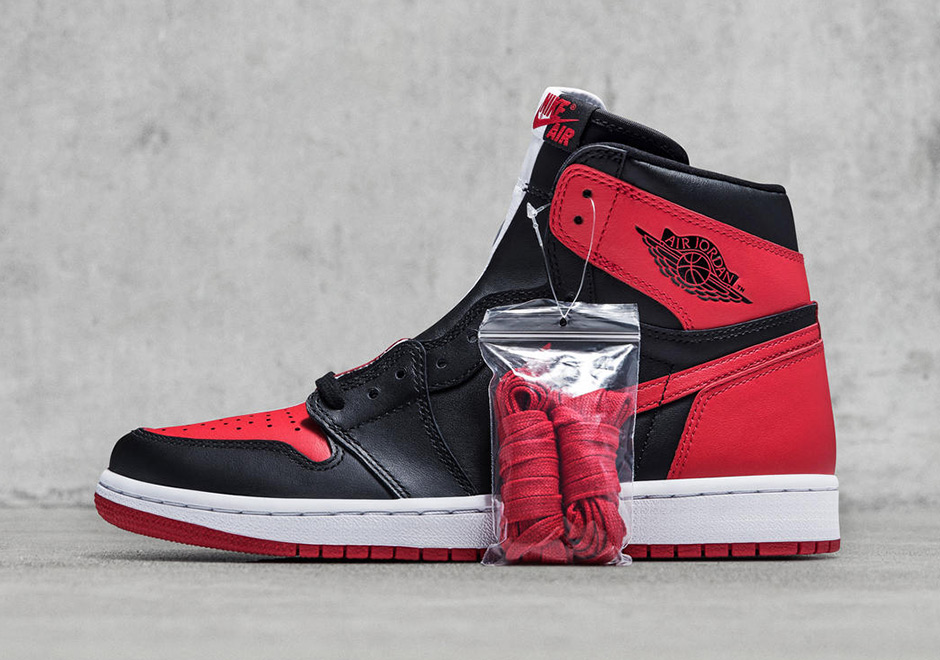 quality design 6b2e0 9029b Air Jordan 1 Retro High OG Release Date  May 19th 2018  160. Color  Black  White-University Red