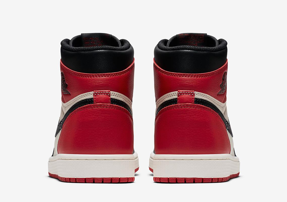 Luft Jordan 1 Oppdrettet Tå Release Butikker Med Layaway sTP5l