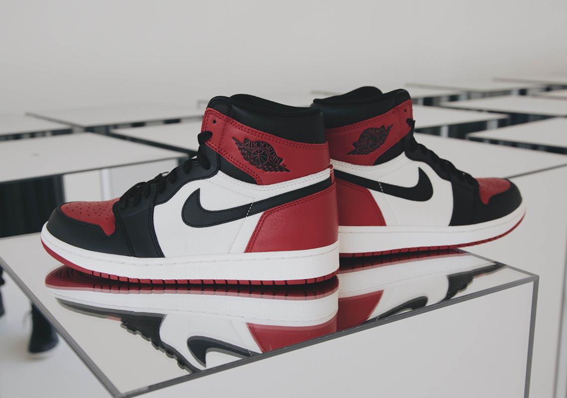 Air Jordan 1 Dedo Del Pie Criados Mapa Liberación x9YdjN