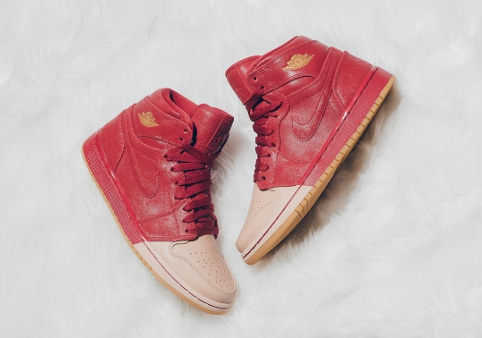 "Air Jordan 1 ""Dipped"" Pack Is Available Now"