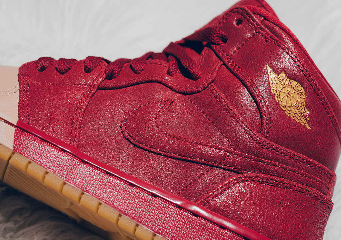 4ae646c9475 Air Jordan 1 Retro High OG  145. Color  University Red Metallic Gold Style  Code  AH7389-607
