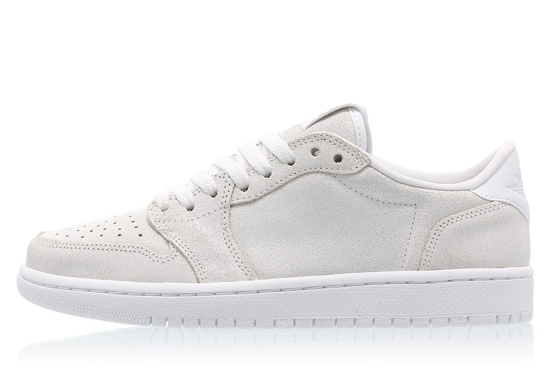 Air Jordan 1 Low NS Color  White White Style Code  AH7232-100. show comments f0b68542a