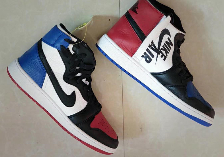 super popular be5dd a278e Air Jordan 1 Rebel