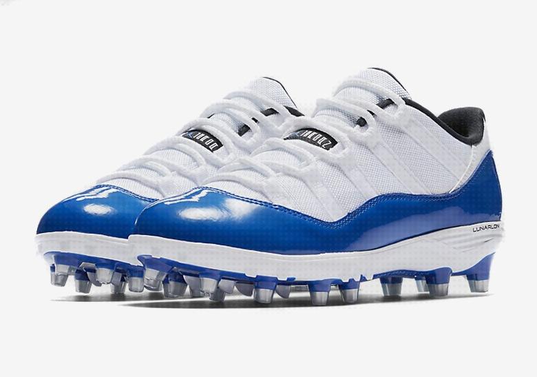 2e57d61f9 Air Jordan 11 Low Baseball Cleats Summer 2018 Release Info ...