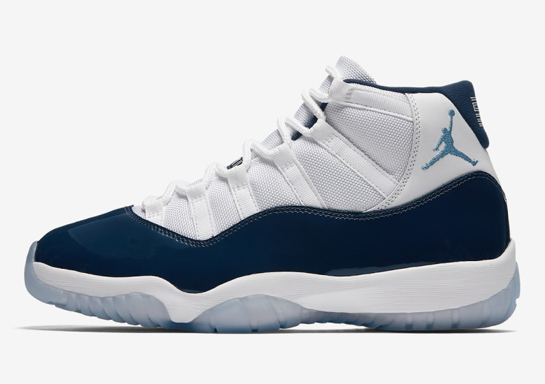 Air Jordan 11 Win Like 82 - Restock Finishline  9807c25f125a