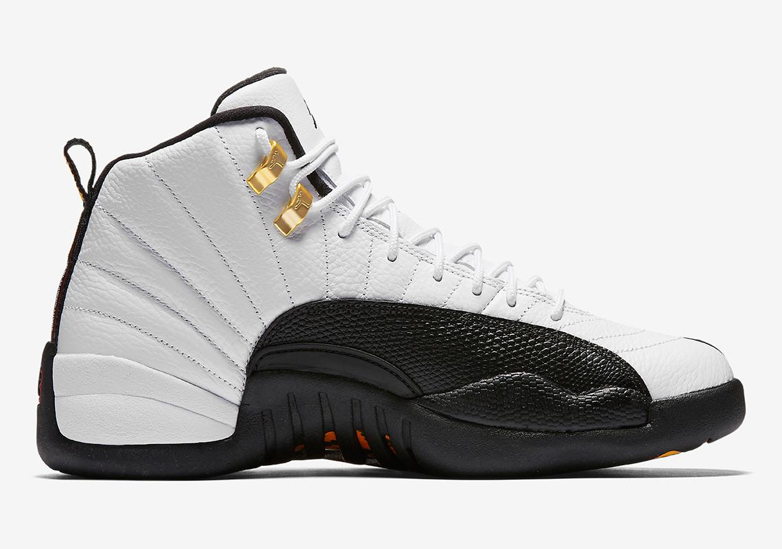 Nike Air Jordan 12 Xii Retro Taxi 12 Utgivelse KeEnCIwyqq