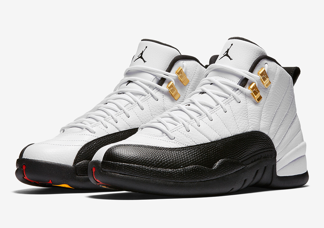 "Is The Air Jordan 12 ""Taxi"" Releasing Soon?"