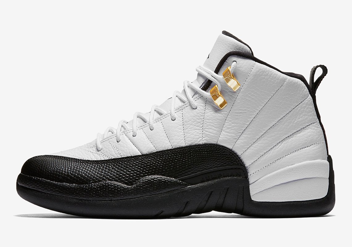 newest collection 3e348 228d3 Air Jordan 12. Release Date  March, 2018  190. Color  White Black-Taxi  Style Code  130690-125