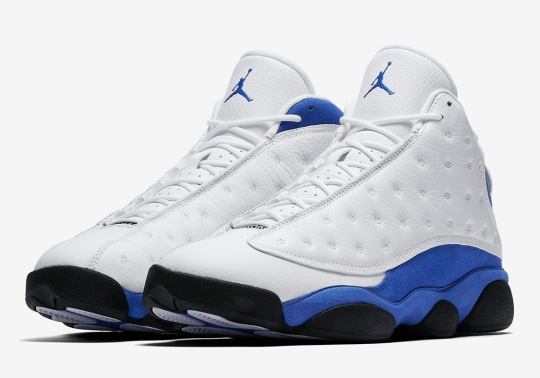 "Air Jordan 13 ""Hyper Royal"" Releases This Saturday"