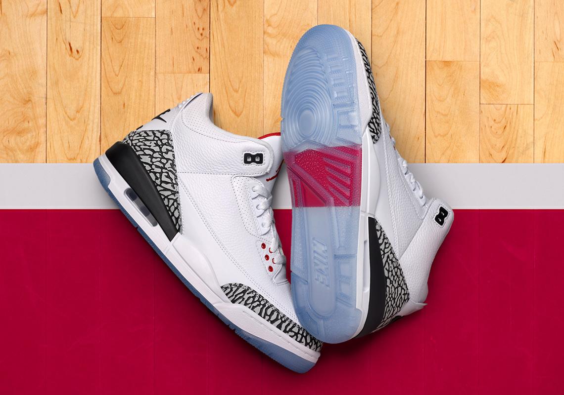 07992c40f5b3 Air Jordan 3 Free Throw Line Dunk Contest Release Info