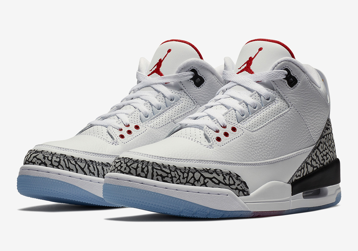 Air Jordan 3 Free Throw Line Dunk Contest Release Info  93508f591
