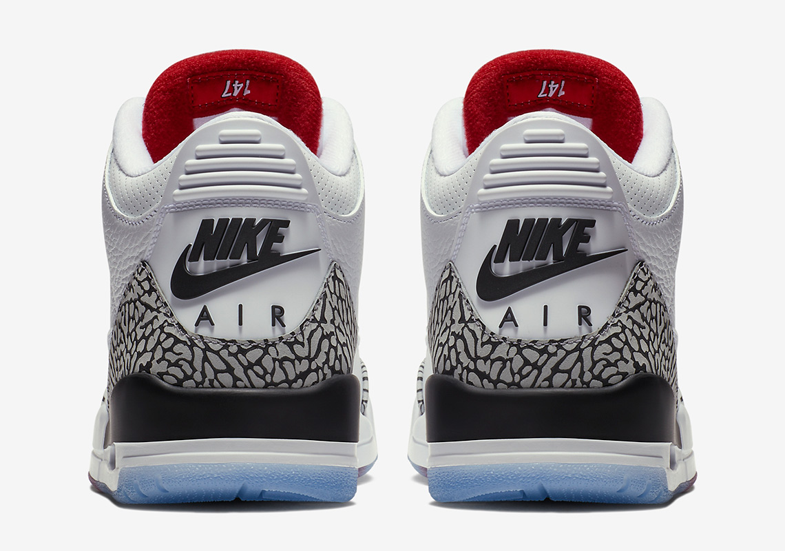 7158020b13ea Air Jordan 3 Free Throw Line Dunk Contest Release Info