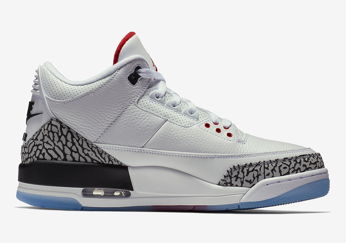 9be729348f9a Air Jordan 3 Free Throw Line Dunk Contest Release Info