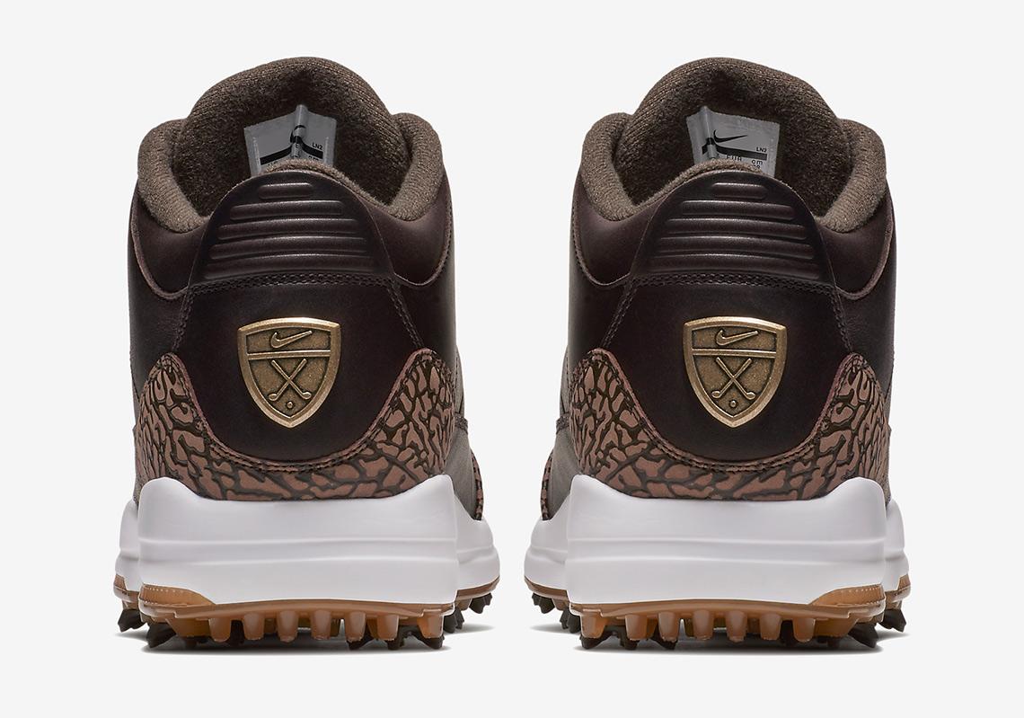 3c9e8bb60e7b Air Jordan 3 Golf Shoe Release Info | SneakerNews.com