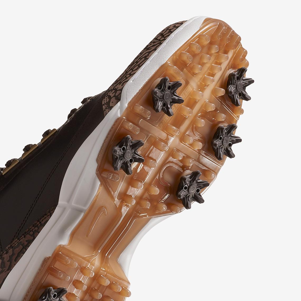Air Jordan 3 Golf Shoe Release Date  February 16 f9c100f68