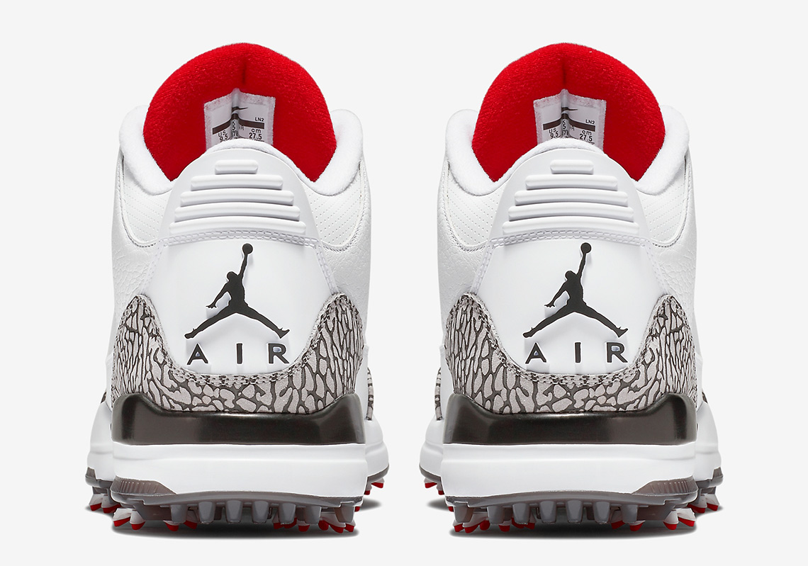 933ed468e2ed Air Jordan 3 Golf Shoe Release Date  February 16