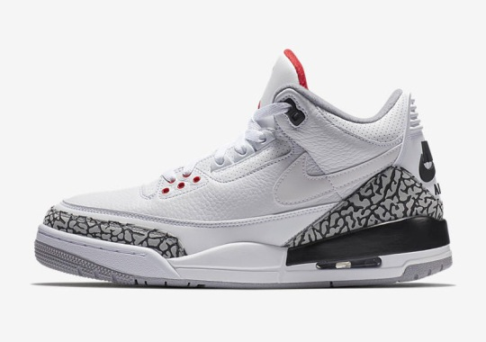 133b5aff6cd Air Jordan 3 JTH To Release On Justin Timberlake's Website