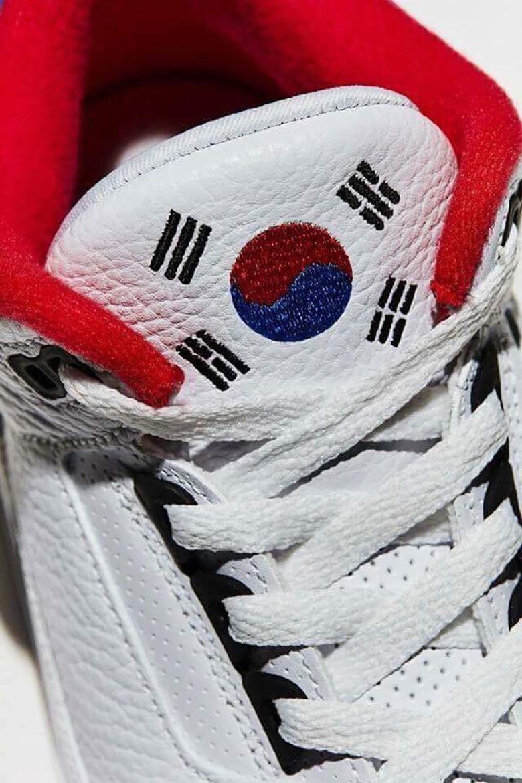 Air Jordan 3 Corea Nike Misil BnT59aYkaR