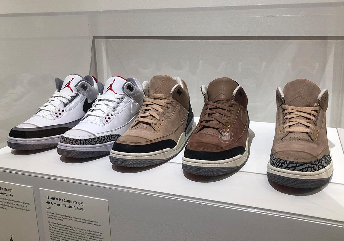Air Jordan 3 Justin Timberlake Man Of
