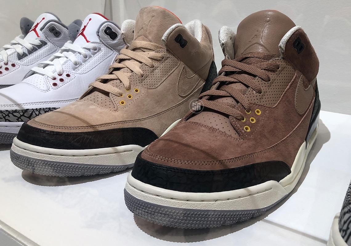 ae86db670741d9 Air Jordan 3 Justin Timberlake Man Of The Woods Samples ...