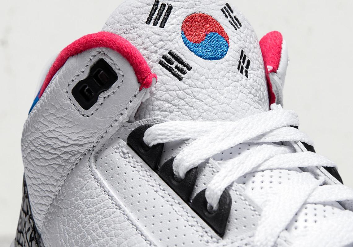 Air Jordan 3 Della Corea Di Acquistare Beni 6U2v6
