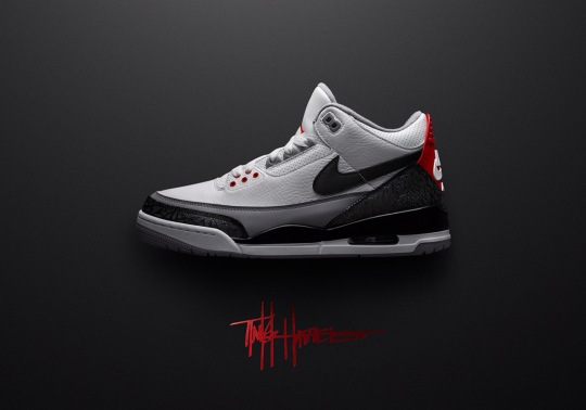 "Air Jordan 3 ""Tinker Hatfield"" Release Info"