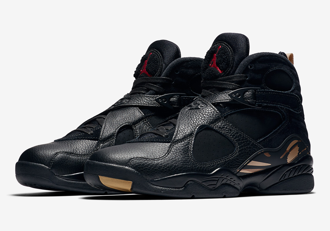 The Air Jordan 8 OVO To Release On Nike SNKRS Draw