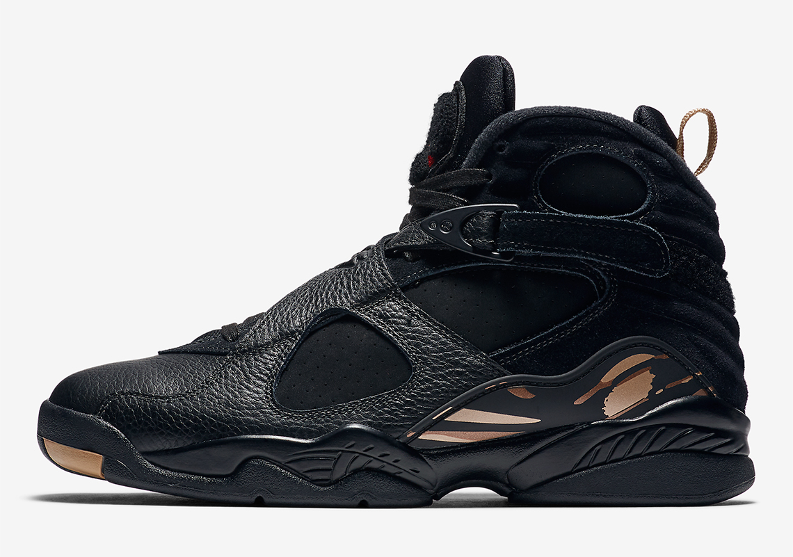 the latest 06c92 08e43 The Air Jordan 8 OVO To Release On Nike SNKRS Draw