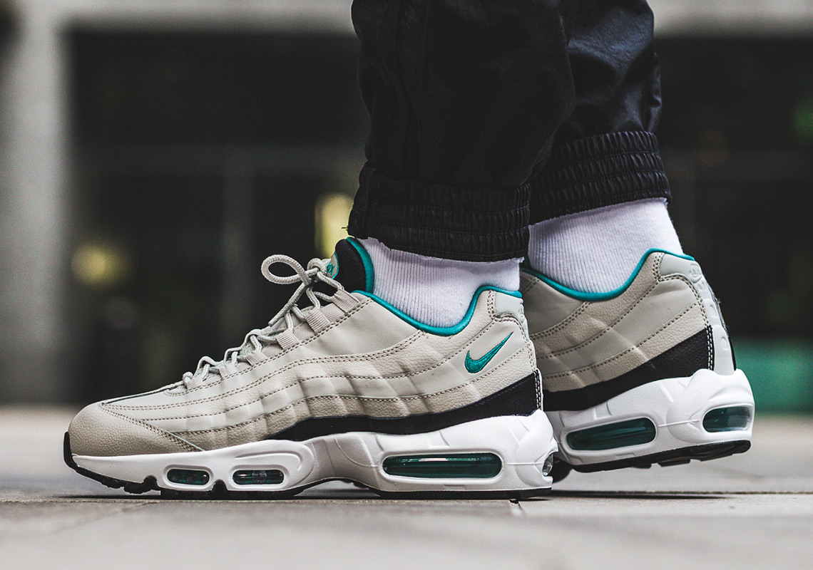 nike air max 95 sport turquoise 749766 027 release info. Black Bedroom Furniture Sets. Home Design Ideas