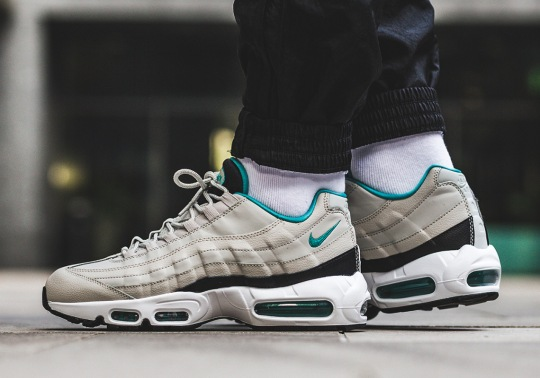 "Nike Air Max 95 ""Sport Turquoise"""