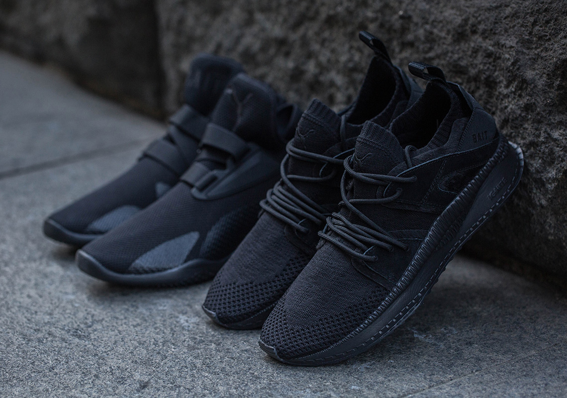 419a35d7f Black Panther BAIT Puma Tsugi Mostro Mid Release Info