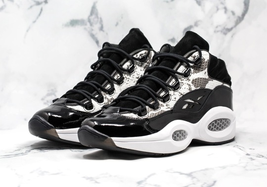 """BAIT To Release Reebok Question Mid """"Snake 2.0"""" Sequel"""