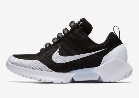 New Colorways Of The Nike HyperAdapt 1.0 Are Releasing This Weekend