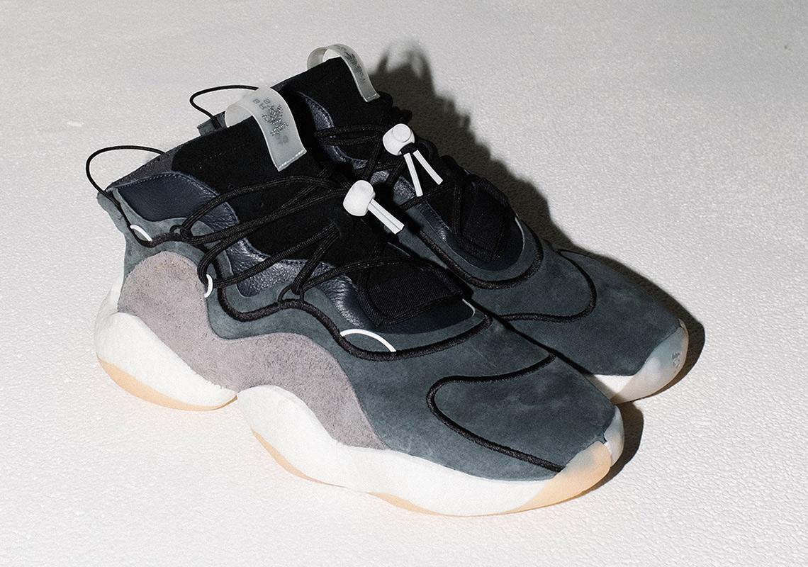 best service c06ca 54311 Bristol Studio adidas Crazy BYW Release Info  SneakerNews.co
