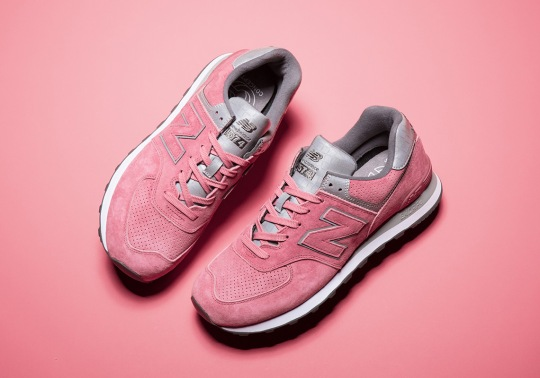 New Balance Brings Back Concepts' Rosé On The 574