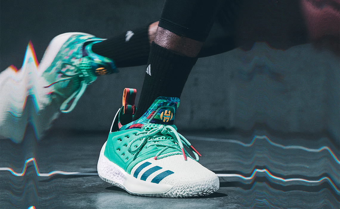 The Design Process Behind The adidas Harden Vol. 2