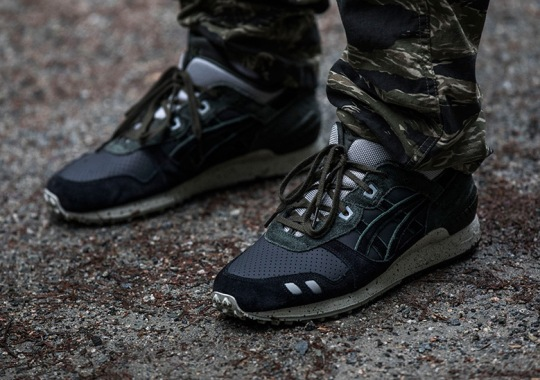 Haven Teams Up With ASICS For A GEL-Lyte MT Inspired By Canada