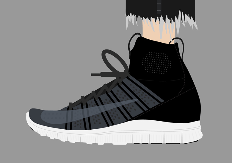2014: HTM Nike Flyknit Mercurial SP – This sneaker became the blueprint for  casual footwear for a generation, laying the groundwork for Flyknit-infused  ...