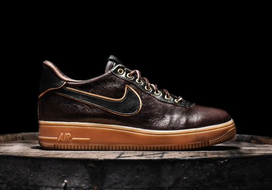 Jack Daniels Teams Up With The Shoe Surgeon For Custom Air Force 1s For All-Star Weekend